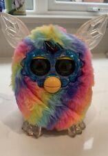 Hasbro Furby Rainbow Boom Crystal Series 2012 - Tested And Working