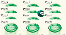 Pears Oil-Clear Soap With Lemon Flower Extract Soap Bar 125gm X 12 Bars
