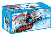 Playmobil 9500 Snow Plow MIB / New