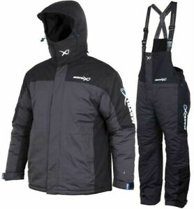 Matrix Winter Suit Waterproof Padded Jacket & Saloppettes Fishing Clothing
