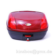 Top Case Koffer 059 für Quad Motorrad Roller TopCase 45L Abnehmbar Rollerkoffer