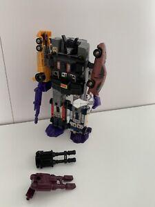 Menasor Transformers Stunticons Combiner Action Figure 1986