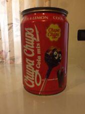 Scatola Di Latta Chupa Chups  Cola Mix Vintage