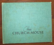 The Church Mouse Graham Oakley Atheneum First American Edition HB