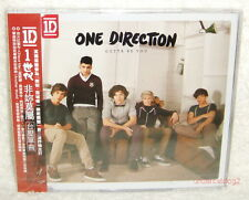 One Direction Gotta Be You Taiwan CD w/OBI (Another World)