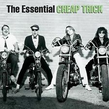 CHEAP TRICK CD - THE ESSENTIAL CHEAP TRICK [2 DISCS](2004) - NEW UNOPENED - ROCK