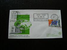 FRANCE - enveloppe 23/9/1968 yt service n° 29 (cy19) french