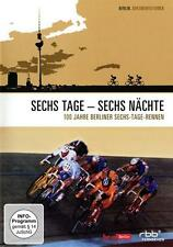 Sechs Tage - Sechs Nächte ( 100 Jahre Berliner Sechs-Tage-Rennen )  - DVD Neu!