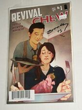 Image REVIVAL CHEW #1 Tim Seeley Signed Variant #152/160 NM