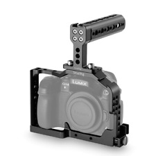 SMALLRIG GH4 Cage Kit for Panasonic DMC-GH4/GH3 With Grip Handle HDMI Clamp