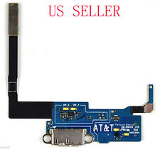 New Usb Port Dock Charger Charging Mic For Samsung Galaxy Note 3 At&T N900A