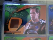 Star Trek 40th Anniversary trading cards - C28 Archer x2 variant costume cards