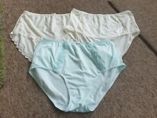 NWOT 3 pairs Marks & Spencers full briefs size 16