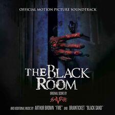 THE BLACK ROOM - Motion Picture Soundtrack CD Savant Arthur Brown Brainticket