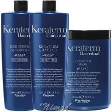 Keraterm Mask 1000ml Fanola Anti-frizz Disciplining Straightened Treated Hair