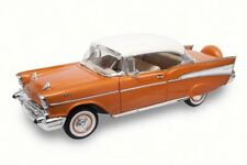 1957 Chevy Bel Air, Golden Brown - Lucky 92109 - 1/18 Scale Diecast Model Car