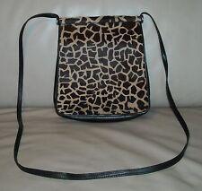 Casadei  Women's Leather Shoulder Bag Leopard Print  Pretty