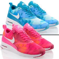 Zapatillas deportivas de mujer rosa textiles Nike