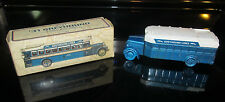 Vintage Avon Bottle 1931 '31 Greyhound Lines Bus Cross Country Travel