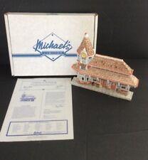 Brian Baker's De Ja Vu #1156 Country Station/Original Box & Certificate 1992