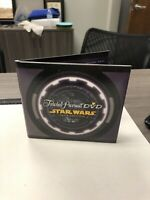 Trivial Pursuit Star Wars Saga Edition 2 Replacement Game DVD's Only VGUC