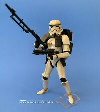 "Hasbro Star Wars Black Series SANDTROOPER 6"" Figure w. BONUS GUN | Dewback Rider"