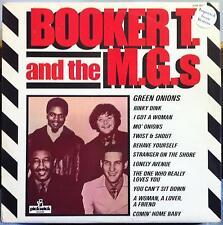 Booker T & The Mg's LP Mint- SHM 3031 Pickwick UK Mono 1980 1st record