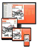 BMW R1200 Liquid-cooled Twins (2013-2016) Haynes Online Manual