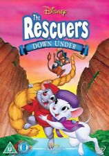 The Rescuers Down Under (DVD) Disney Classic