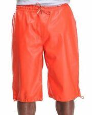 Leather Shorts New Hot Men Genuine Lambskin Sports Gents Pants - MS20