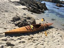 Handcrafted Wooden Chesapeake 16Ft Sea Kayak - High Performance Touring