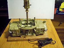 Holley 600 650 750 800 double pumper 4 barrel carb light man cave