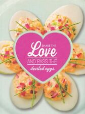 American Greetings Easter Card: Share the Love & Pass the Deviled Eggs...