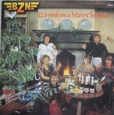 BZN - WE WISH YOU A MERRY CHRISTMAS - LP (mercury)