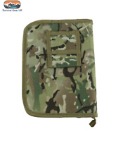 Kombat BTP Camo A5 Army Notebook Nirex orders folder holder FREE DELIVERY