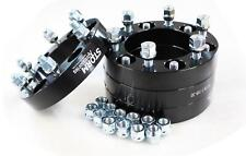 Set of 4 X 30mm Wheel Spacers (6 x 139.7) PCD M12 x 1.5 to fit Mitsubishi Pajero