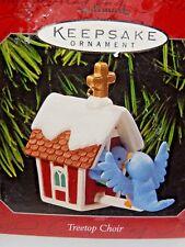 Hallmark Keepsake Ornament Treetop Choir 1998 w/ Box