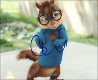 "Matthew Gray Gubler ""Alvin and the Chipmunks"" AUTOGRAPH Signed 8x10 Photo B ACOA"
