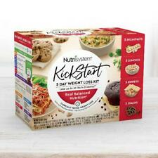 Nutrisystem Kickstart Red Kit Real Balanced Nutrition 5-Day Weight Loss Kit