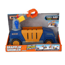 Matchbox Grapplin Growler Truck Toy Vehicle that Shoots Grabs and Hauls 3 yrs up