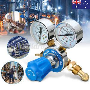 Oxygen Pressure Reducer Oxygen Regulator Mig Tig Gas Flow Meter Gauge Welding