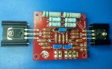 PASS F5 25w  A class amplifier  D.I.Y.