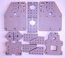 OX CNC ROUTER KIT - 4 PLATE SET + ZAXIS + 8 BRACKETS - USE w/OPENBUILDS V-SLOT