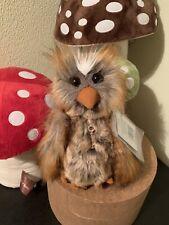 Charlie Bears Wanda The Owl   Retired  . Tags. Ship Worldwide