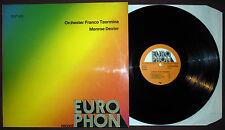 LP FRANCO TAORMINA/MONROE DEXTER s/t (Europhon 75 GER) bossa funk library EX!