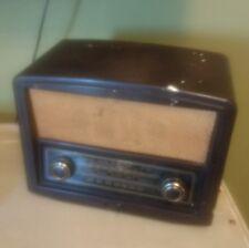 Charming Vintage retro Bush valve radio Type VHF 90