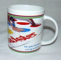 Hasbro 8 oz. Ceramic Twister Mug Cup
