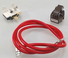 Refrigerator Relay & Overload for Whirlpool, Sears, AP3108472, PS371273, 4387535