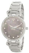 Aqua Master Womens Pearl Dial Stainless Steel Bracelet Watch W#359_6