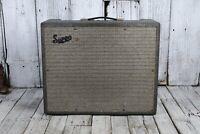 Supro Valco Vintage S6497T Electric Guitar Amplifier 35 Watt Combo Tube Amp